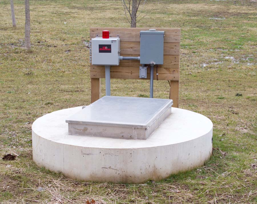 Septic Tank Lift Station Pump Pictures To Pin On Pinterest